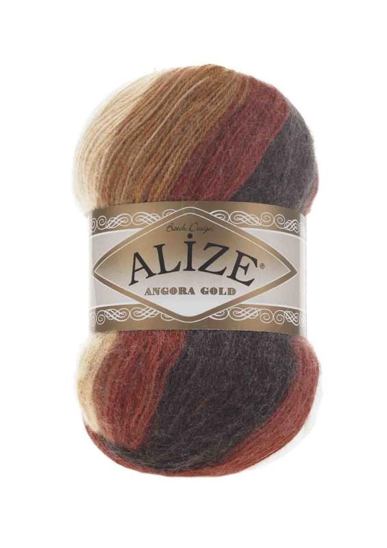 Alize - Alize Angora Gold Batik El Örgü İpi 2626