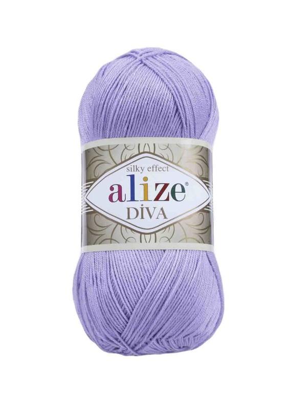 Alize - Alize Diva El Örgü İpi Lavanta 158