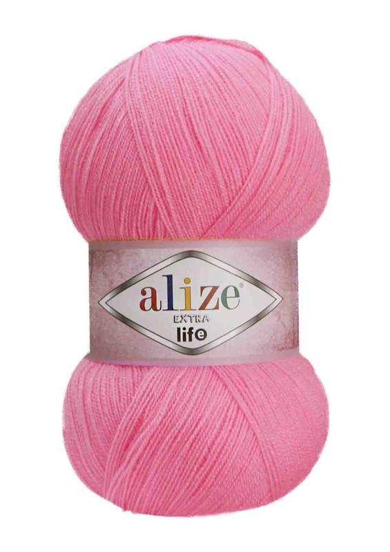Alize - Alize Extra Life El Örgü İpi Şeker Pembe 922
