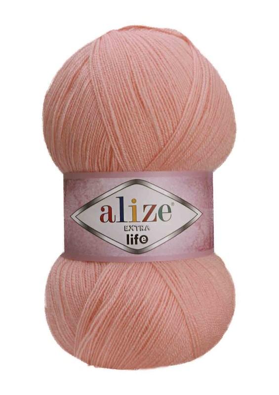 Alize - Alize Extra Life El Örgü İpi Somon 925