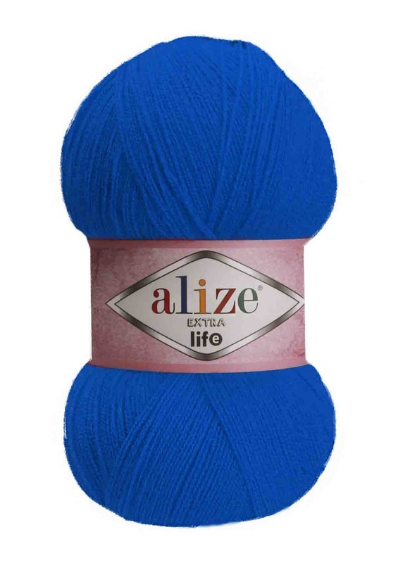 Alize - Alize Extra Life El Örgü İpi Saks 932