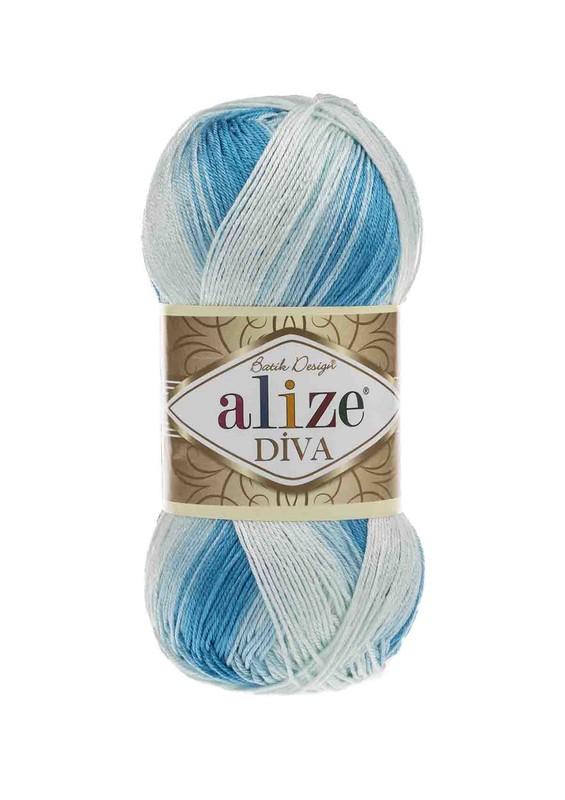Alize - Alize Diva Batik El Örgü İpi 2130