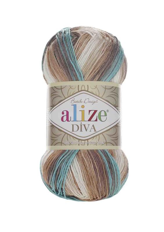 Alize - Alize Diva Batik El Örgü İpi 4603