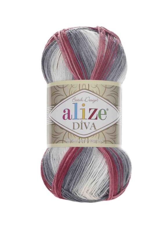 Alize - Alize Diva Batik El Örgü İpi 5740