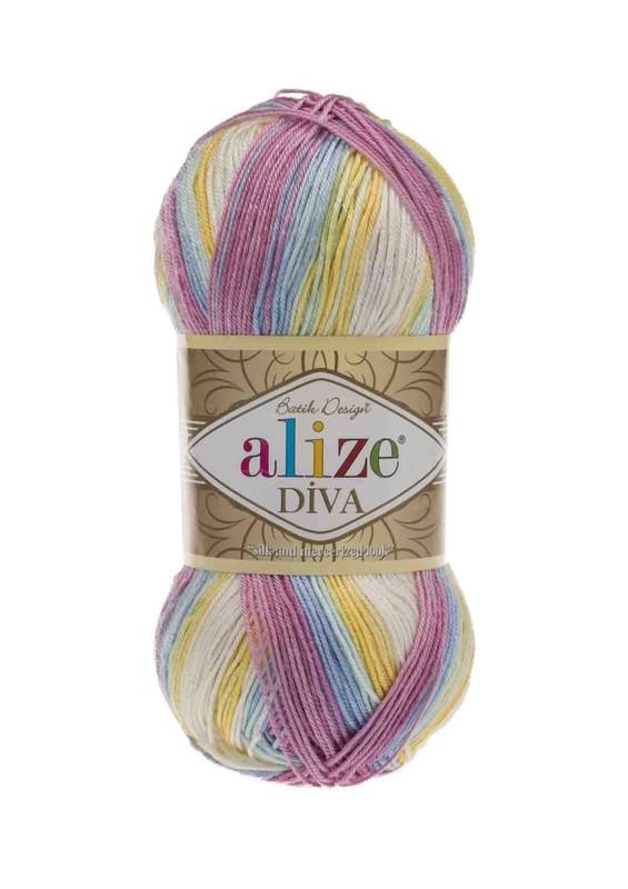 Alize - Alize Diva Batik El Örgü İpi 6785