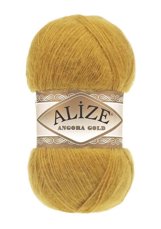 Alize - Alize Angora Gold El Örgü İpi Safran 002