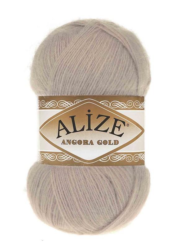Alize - Alize Angora Gold El Örgü İpi Taş 506