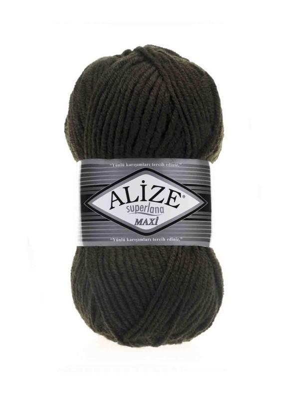 Alize - Alize Superlana Maxi El Örgü İpi Koyu Orman 241
