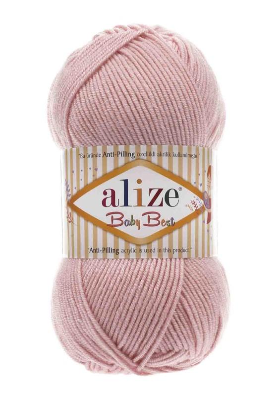 Alize - Alize Baby Best El Örgü ipi Pudra 161