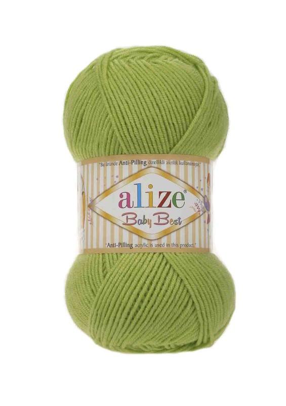 Alize - Alize Baby Best El Örgü ipi Yeşil 612