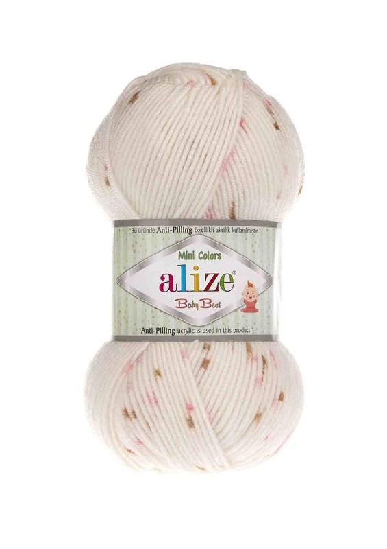 Alize - Alize Baby Best Minicolors El Örgü İpi 6968