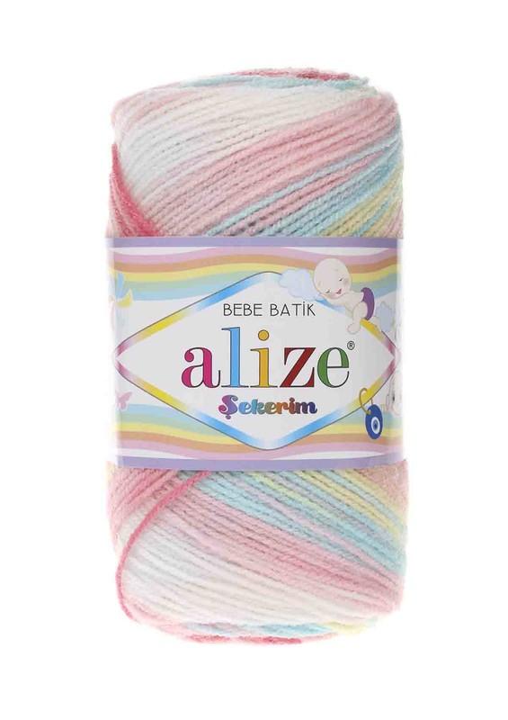 Alize - Alize Şekerim Batik El Örgü İpi 3045