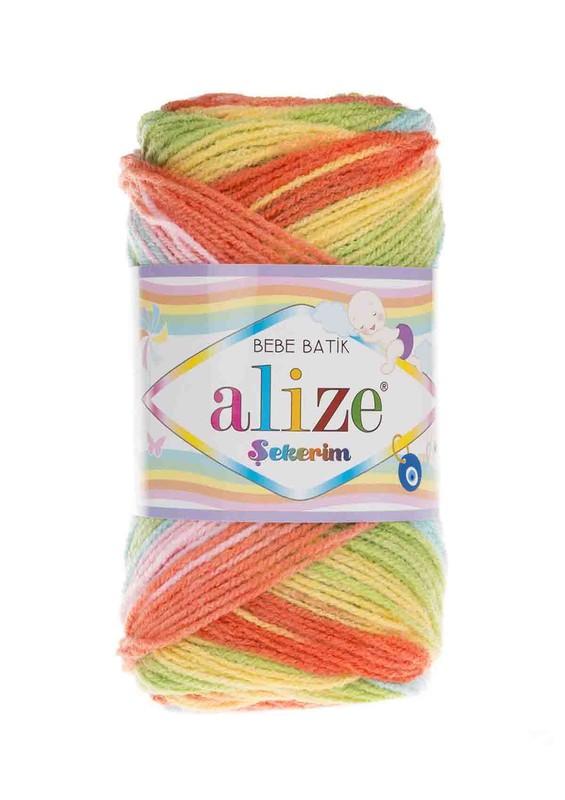 Alize - Alize Şekerim Batik El Örgü İpi 4400