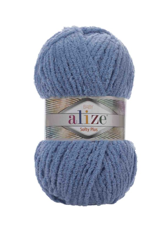 Alize - Alize Softy Plus El Örgü İpi Denim 374