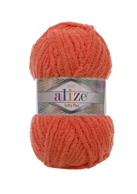 Alize - Alize Softy Plus El Örgü İpi Nar Çiçeği 526
