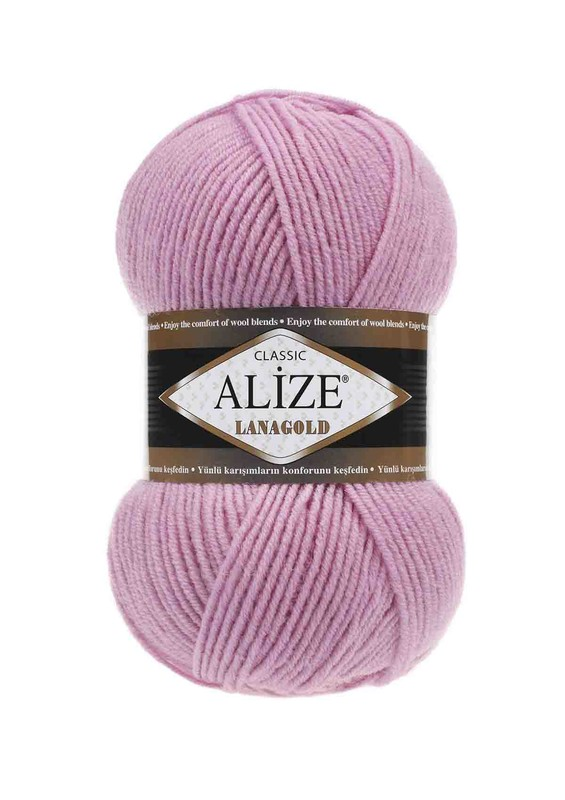Alize - Alize Lanagold El Örgü İpi Pembe 098
