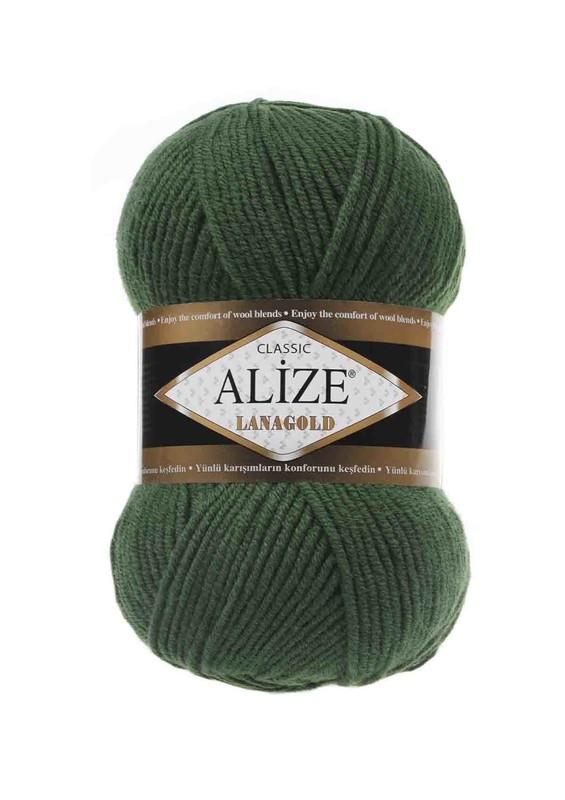 Alize - Alize Lanagold El Örgü İpi Çam Yeşili 118