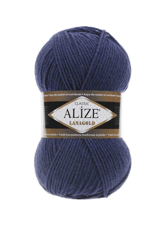 Alize - Alize Lanagold El Örgü İpi Yaban Mersini 215