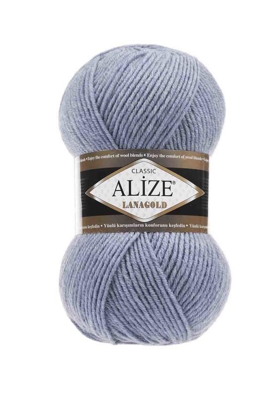 Alize - Alize Lanagold El Örgü İpi Açık Denim Melanj 221