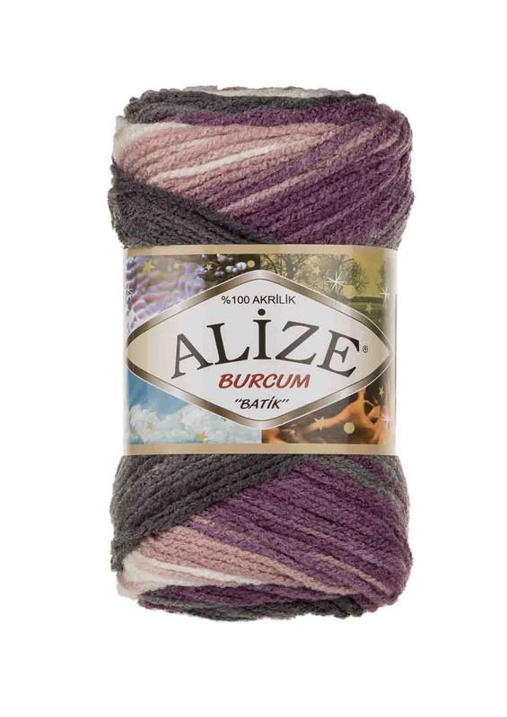 Alize - Alize Burcum Batik El Örgü İpi 1986