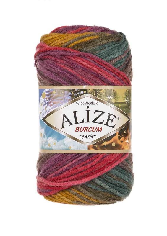 Alize - Alize Burcum Batik El Örgü İpi 3368