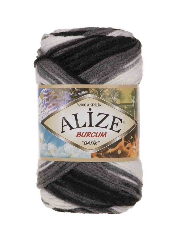 Alize - Alize Burcum Batik El Örgü İpi 4428