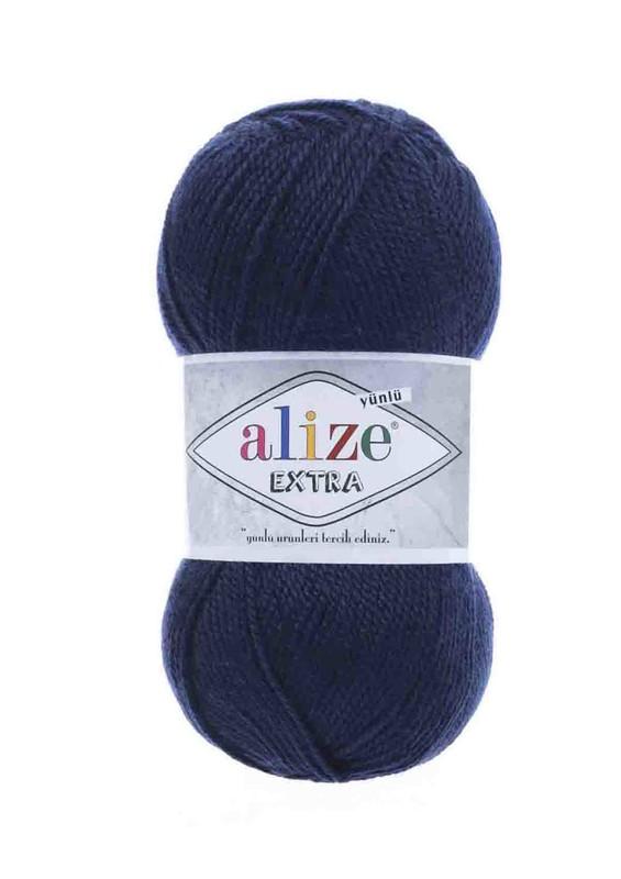Alize - Alize Extra El Örgü İpi Lacivert 058