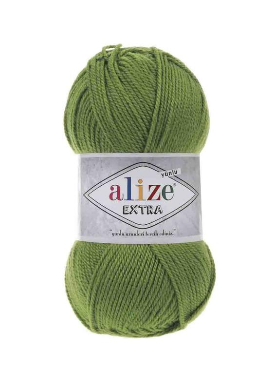 Alize - Alize Extra El Örgü İpi Yeşil 210