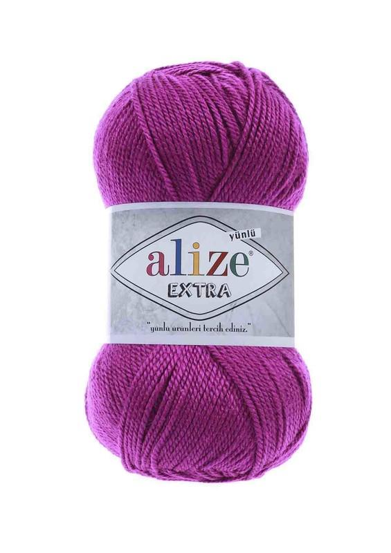 Alize - Alize Extra El Örgü İpi Fuşya 621