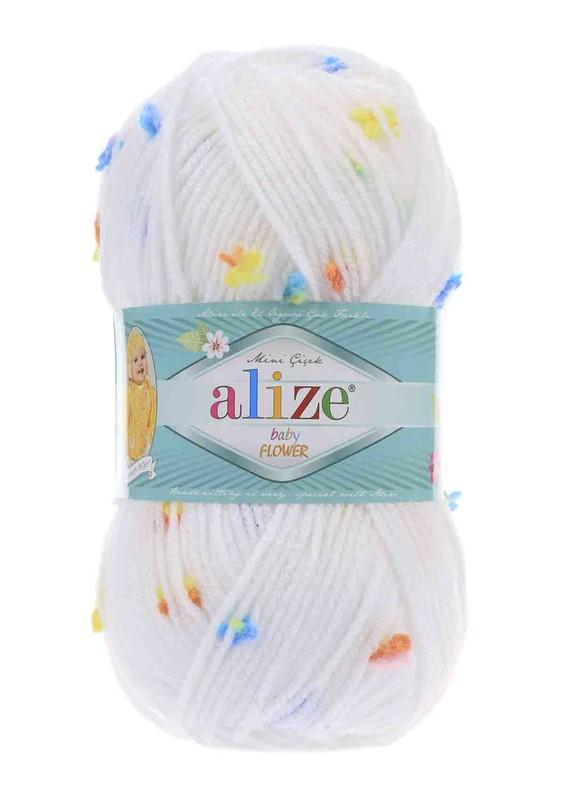 Alize - Alize Baby Flower El Örgü İpi 5380