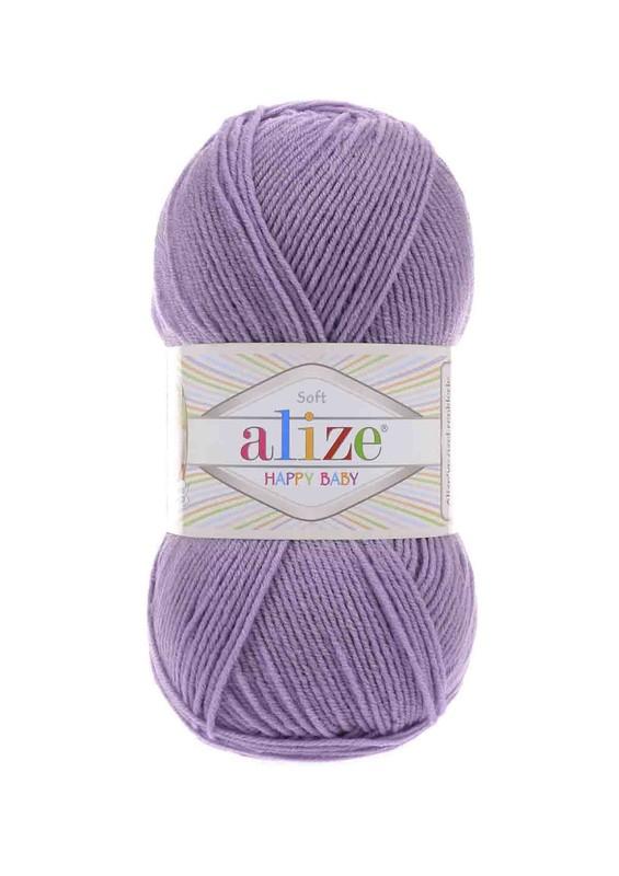 Alize - Alize Happy Baby El Örgü İpi Lavanta 043