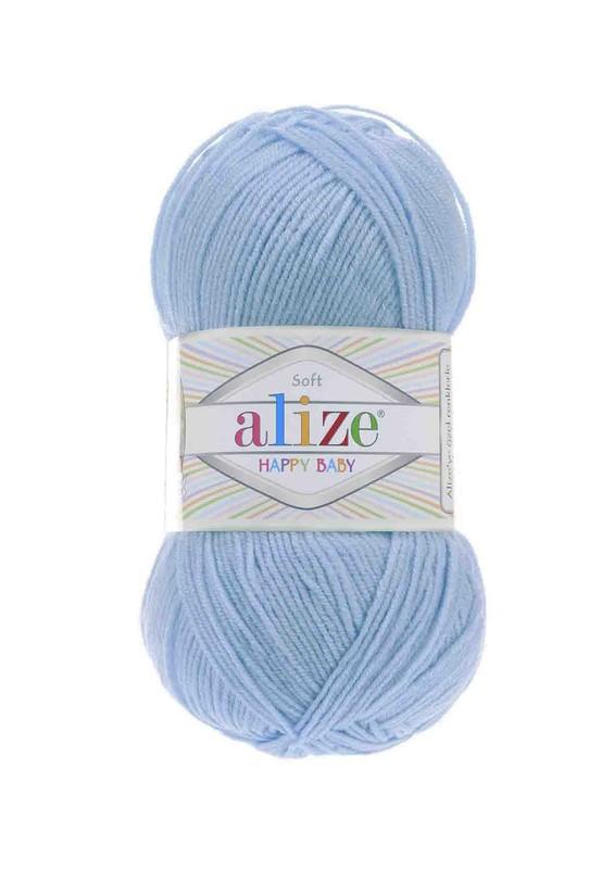 Alize - Alize Happy Baby El Örgü İpi Bebe Mavi 218