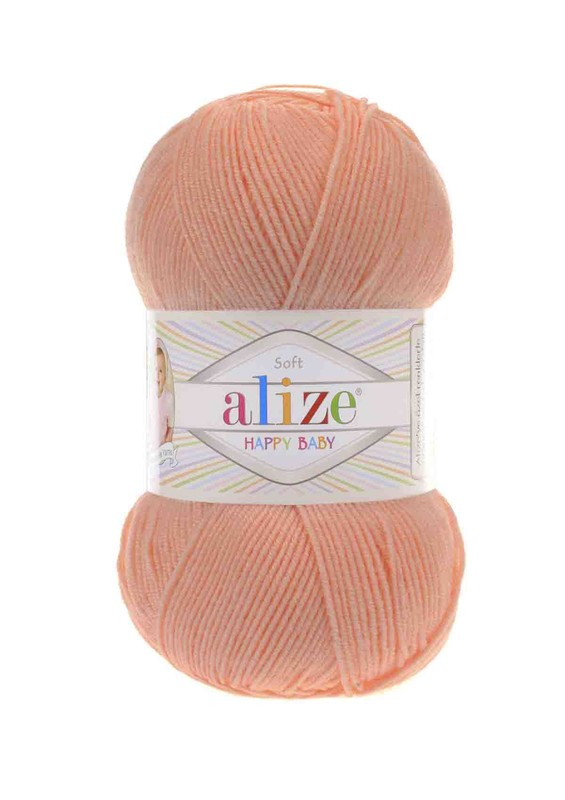 Alize - Alize Happy Baby El Örgü İpi Somon 282