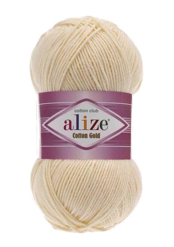 Alize - Alize Cotton Gold El Örgü İpi Taş 458