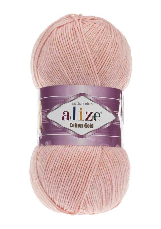 Alize - Alize Cotton Gold El Örgü İpi Pudra Pembesi 393