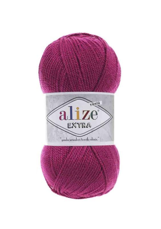 Alize - Alize Extra El Örgü İpi Koyu Fuşya 048