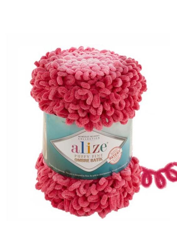 Alize - Alize Puffy Fine Ombre Batik El Örgü İpi 7279