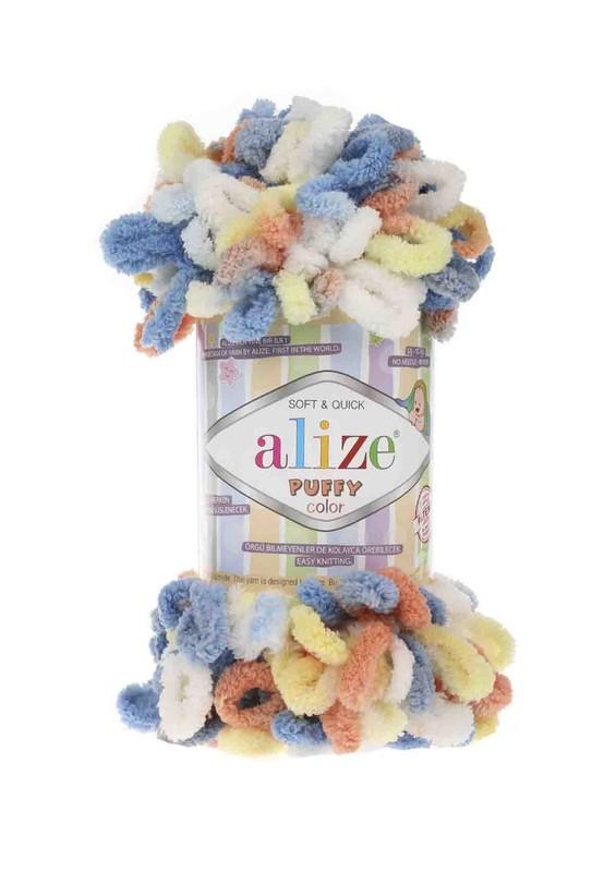 Alize - Alize Puffy Color El Örgü İpi 5866