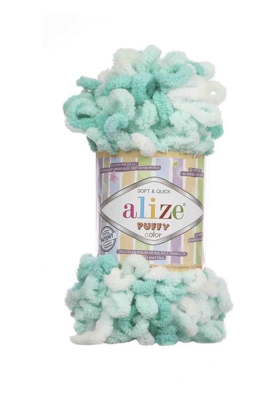 Alize - Alize Puffy Color El Örgü İpi 5920