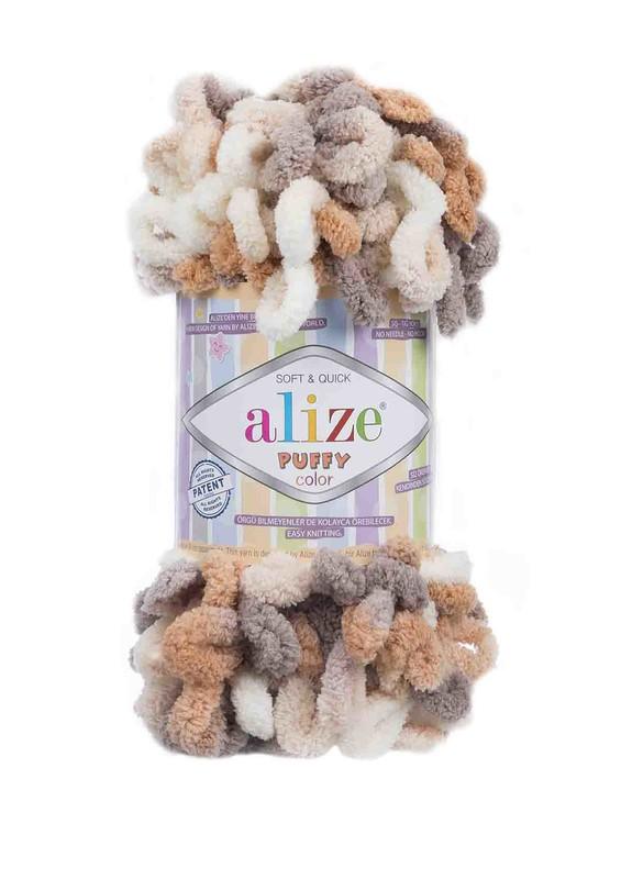 Alize - Alize Puffy Color El Örgü İpi 5926