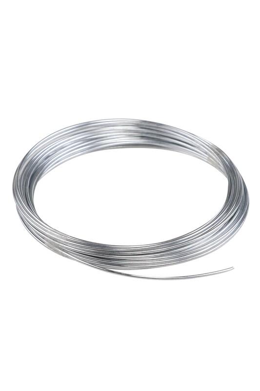 MİR PLASTİK - Amigurumi Teli 10 Metre 1,8 mm