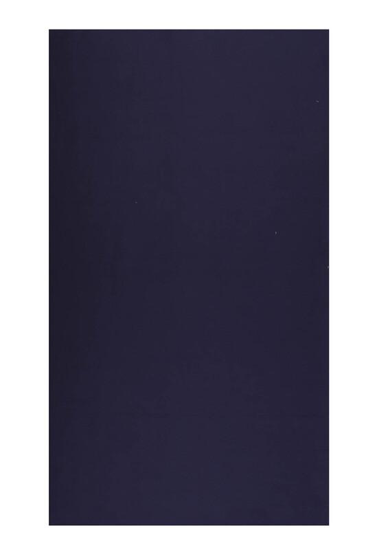 SİMİSSO - Amigurimi Elbise Kumaşı Akfil Pamuk Saten Kumaş 83 Tel   Lacivert