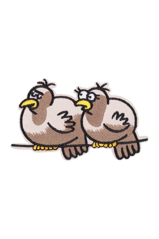 SİMİSSO - Simisso Kuş Desenli Arma 120