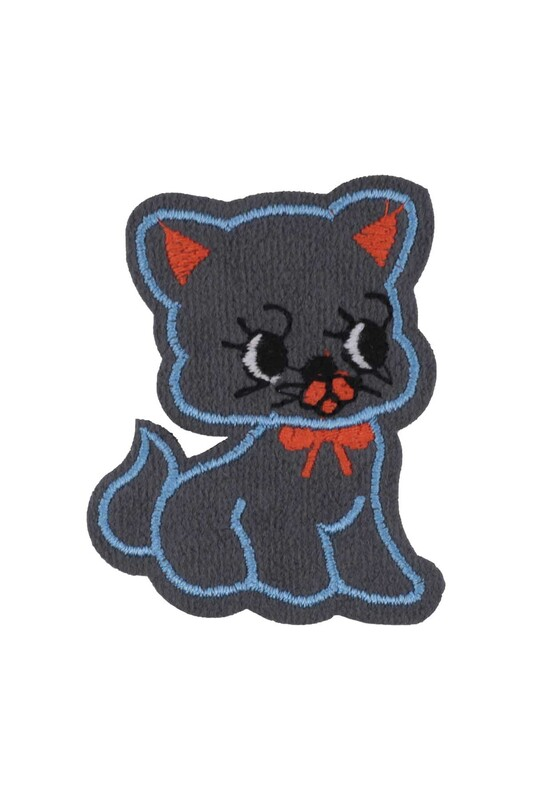 SİMİSSO - Yapışkan Kedi Şekilli Arma