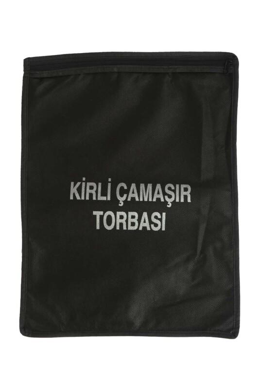 SİMİSSO - Kirli Çamaşır Torbası Siyah