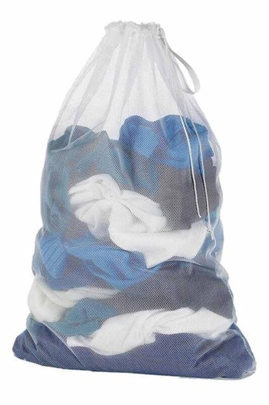 SİMİSSO - Çamaşır Filesi Beyaz