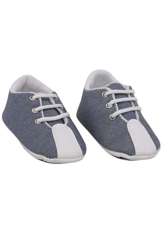 Детская обувь/индиго - Thumbnail
