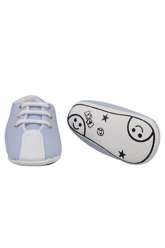Детская обувь/голубой - Thumbnail