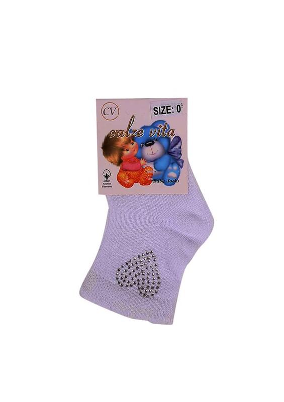 CALZE VİTA - Calze Vita Çorap 002 | Beyaz