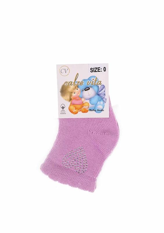 CALZE VİTA - Calze Vita Çorap 002 | Lila